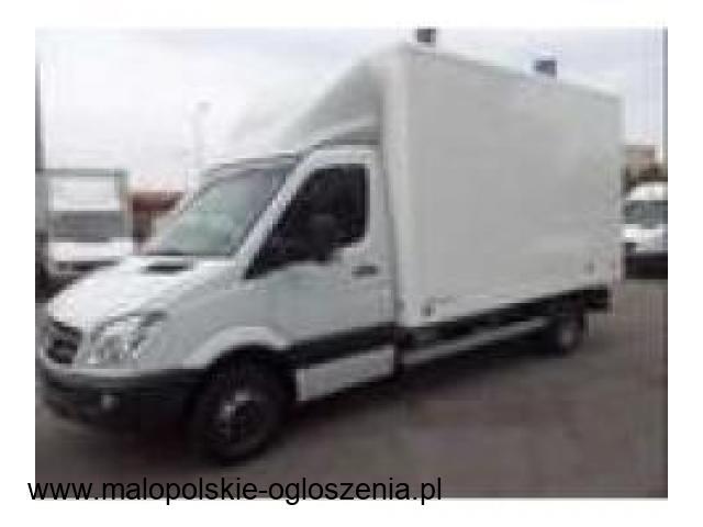 Transport przeprowadzki Andrychów krajowe , międzynarodowe