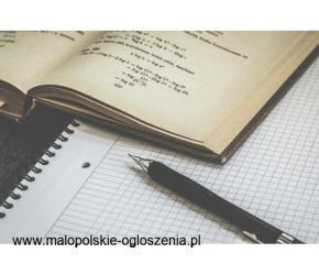 Korepetycje z matematyki i fizyki