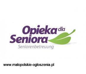 Pracuj jako opiekunka osób starszych w Niemczech