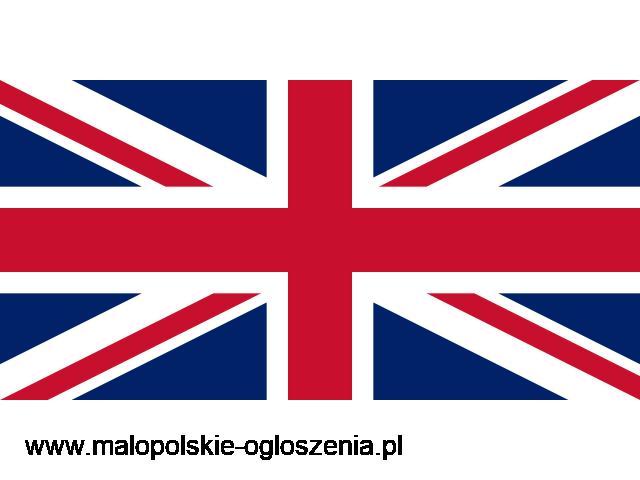 Język angielski prywatne lekcje